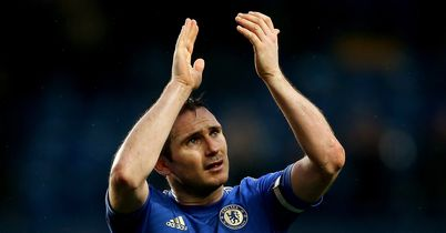 Frank Lampard: Scored his 200th Chelsea goal against West Ham