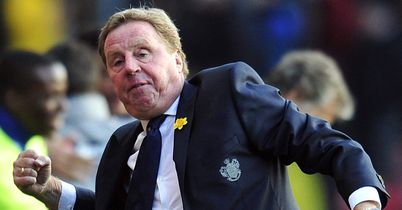 Harry Redknapp: Just can't help himself