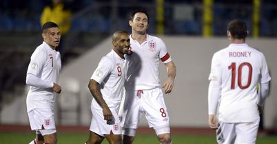 England: Comfortable victors against San Marino