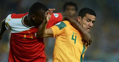 Socceroos rely on experience