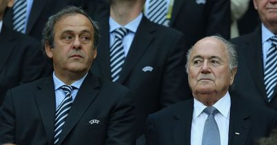 Platini defends Euro 2020 plan