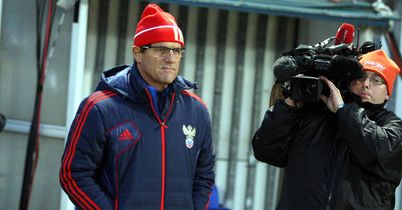 Capello announces Russia squad