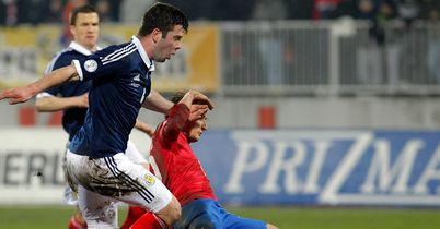 Djuricic double sinks Scotland