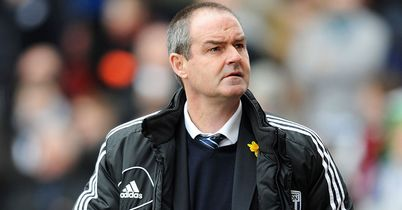 Steve Clarke: Has done a great job at West Brom