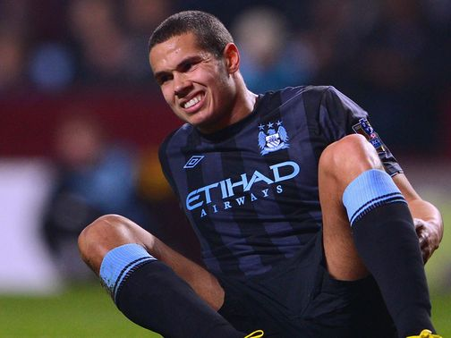 Jack Rodwell: Dogged by injuries since joining City