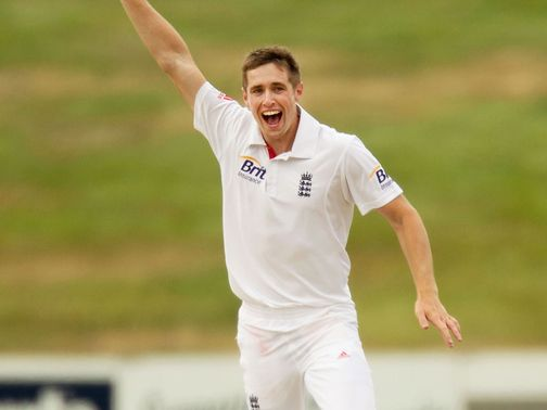 Woakes: Pleased with his own display, if not the result