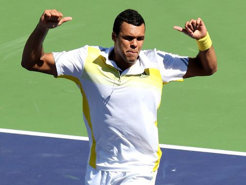 Jo-Wilfried Tsonga; Among the staking plan at 50/1