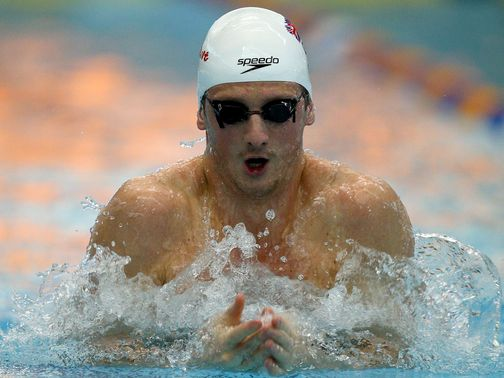 Michael Jamieson: Had to rely on a swim-off