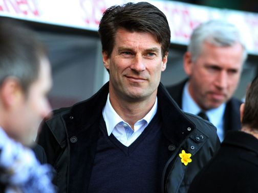 Michael Laudrup: Delivered trophy in first season