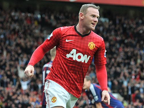 Rooney: Linked with Bayern Munich