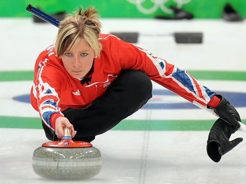 Eve Muirhead: Delighted to make a winning start