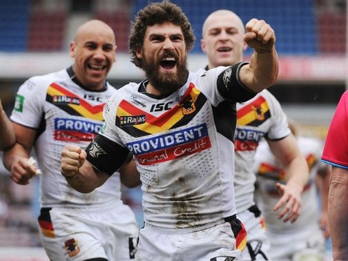 Sammut: Hat-trick for Bradford at Huddersfield