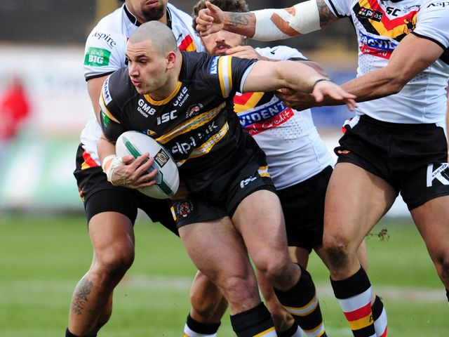 Justin Carney: Returns for Castleford after a two-match suspension