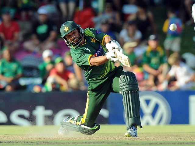 Shahid Afridi: Guided Pakistan to victory