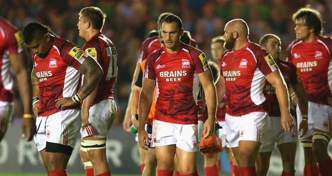 London Welsh: Will be looking for new financial backer
