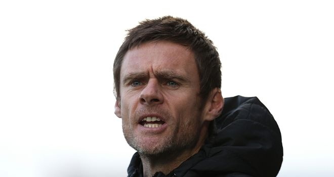 Graham Alexander: Not happy to share spoils