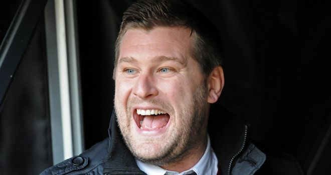 Karl Robinson: Sticking with Dons