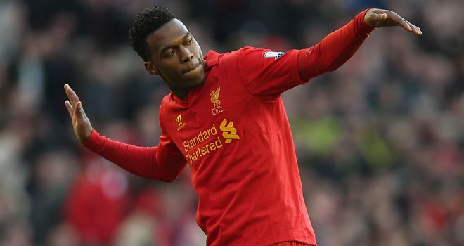 Daniel Sturridge: Looking to finish on a high