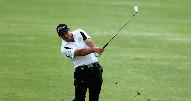 Darren Fichardt: South African in contention for second win in a fortnight