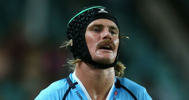 Berrick Barnes: Likely to miss Lions Tests with injury