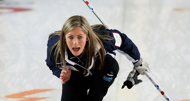 Eve Muirhead: The 'skip' of the Great Britain team