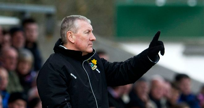 Terry Butcher: Off day at Dundee