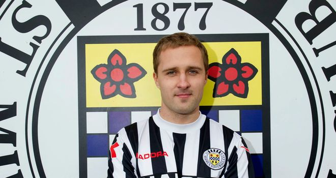 Sander Puri: Ready for St Mirren debut
