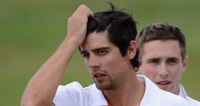 Alastair Cook: Ready to lead England into battle in Dunedin