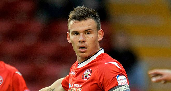 Andy Butler: Hit the winner for Walsall