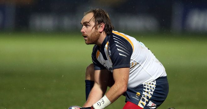 Andy Goode: Prolific kicking caught eye of Wasps boss Dai Young