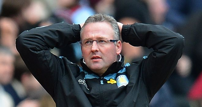 Paul Lambert: Aston Villa boss says Sunderland are still in the relegation battle