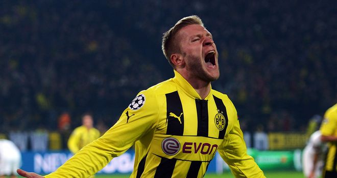 Jakub Blaszczykowski: Signed a new five-year deal with Dortmund