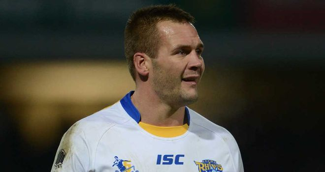 Darrell Griffin: Played last three matches for Salford