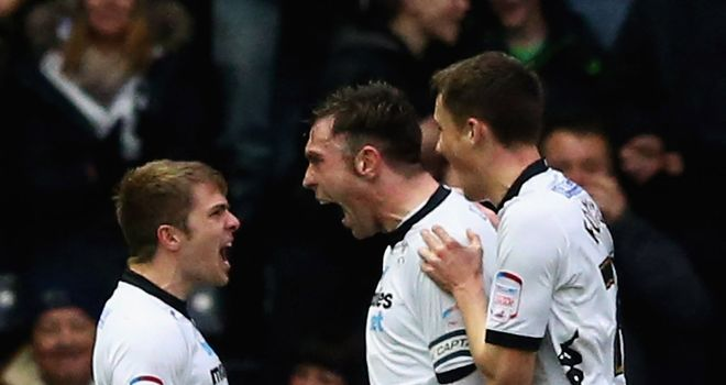 Richard Keogh: Hit the first