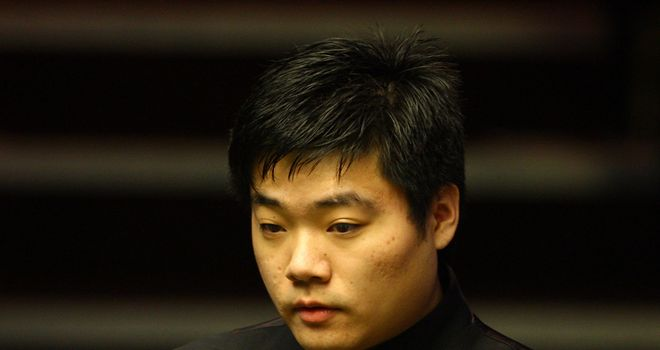 Ding Junhui: Won the final frame to secure victory in Galway