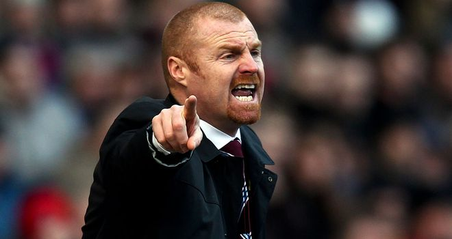 Sean Dyche: Burnley boss unhappy with his side's generosity