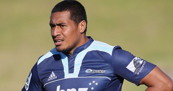 Filo Paulo: Made 26 appearances for Super Rugby side the Blues