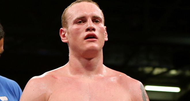George Groves: decided against fight with Mohamed Ali Ndiaye for European title