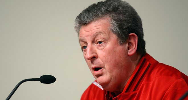 Roy Hodgson: England coach not commenting on Rio Ferdinand abuse