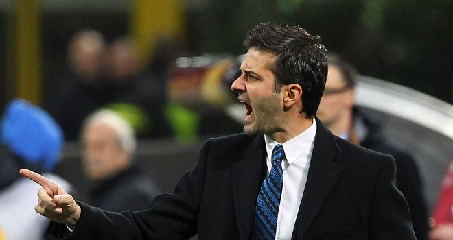 Andrea Stramaccioni: Hopes victory will spur on his players