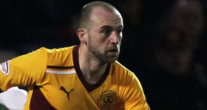 James McFadden: The best player on the Fir Park pitch on Friday evening
