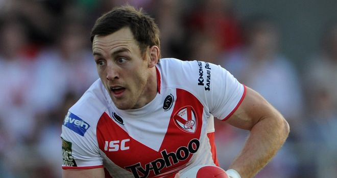 James Roby: Says the England call is a 'bonus' after recovering from injury