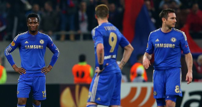 Chelsea: Very poor on the night in Romania