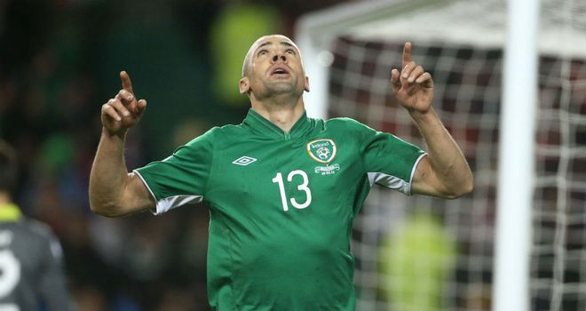 Jon Walters: Ireland determined to make it to Brazil
