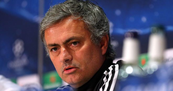 Jose Mourinho: No agreement over departure