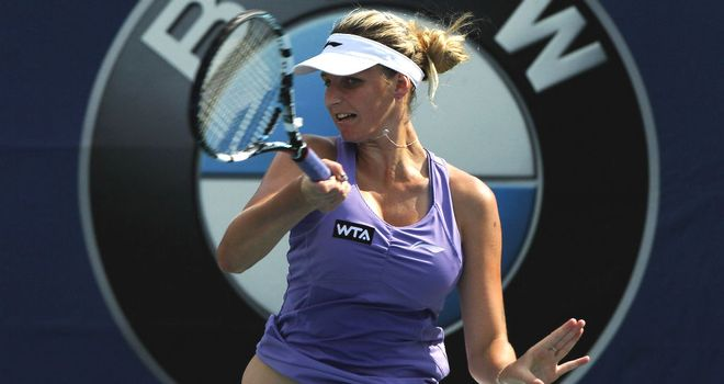 Karolina Pliskova: Will face Bethanie Mattek-Sands in the BMW Malaysian Open final