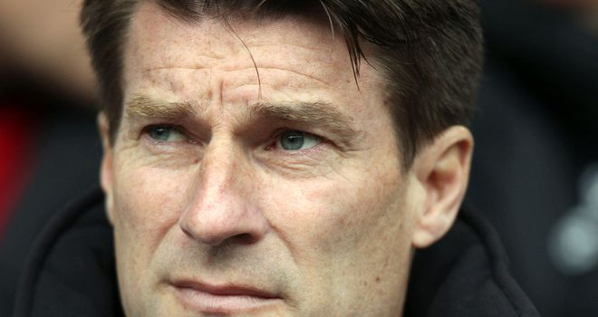 Michael Laudrup: Striker target but has ruled out Franco Di Santo