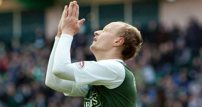 Leigh Griffiths: Unable to comprehend why officials missed his free-kick crossing the goalline
