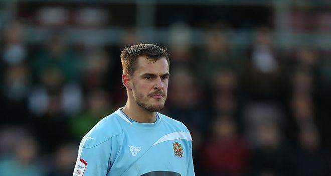 Luke Wilkinson: Not expected back as yet
