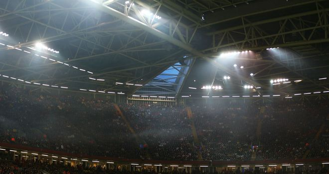 The Millennium Stadium is the venue for a Welsh PRO12 double-header